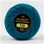 Sue Spargo Eleganza Perle Cotton #8 - Steel Blue