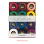 Eleganza #8 5g ball Kaleidoscope Shades 12packWFEZP-K