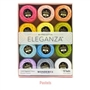 Eleganza #8 5g ball PASTEL Shades 12pack WFEZP-P