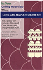 Westalee Sampler Template Set 1 LONGARM