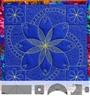 Flower Power Block Template Set Westalee
