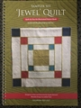 Jewel Quilt Book for Ruler Work Sampler Set by Angela Attwood