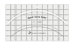 Quick Curve Ruler - Sew Kind of Wonderful