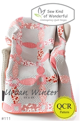 Urban Winter Quilt   Sew Kind of Wonderful