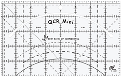 QCR MINI Curve Ruler
