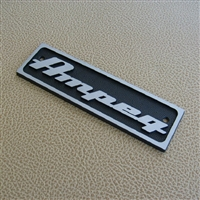 Genuine Ampeg faceplate