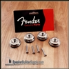 "Genuine Fender ""sphinx"" glides 4pc set"