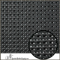Marshall, Egnater Black Cane Grill Cloth
