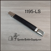 Marshall style strap handle leather w/ star pattern