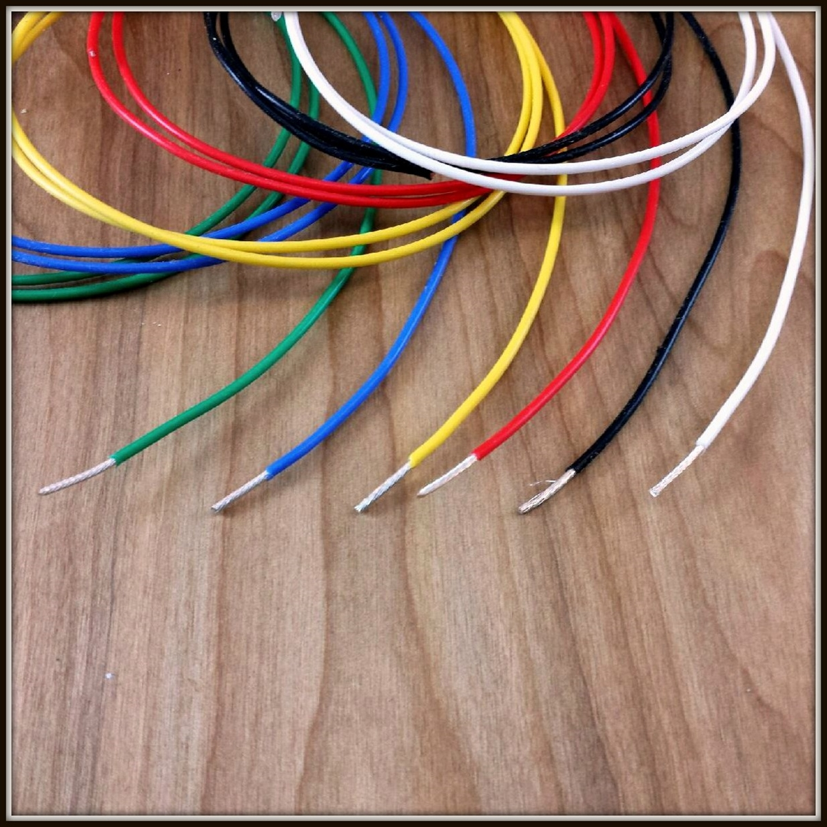Teflon PTFE 16AWG hook up wire