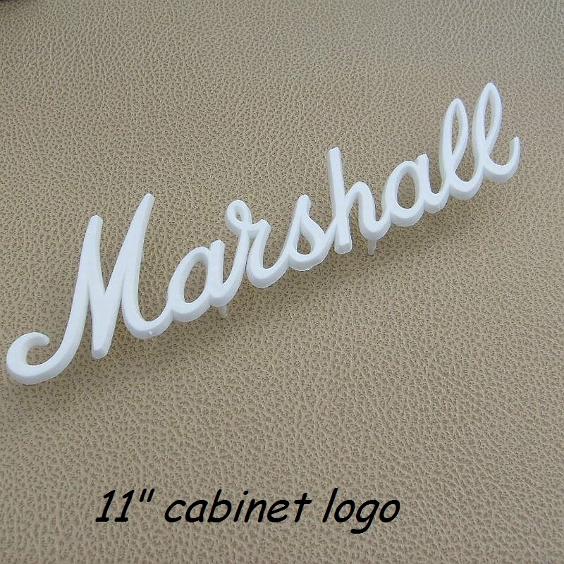 Amplifier Badge Emblem Amp Logo Motif Sign Mascot Compatible With Marshall Small