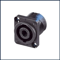 Neutrik NL4MP 4 pole speakon connector