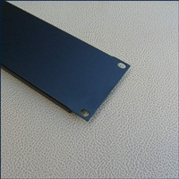 Rack filler panels -solid