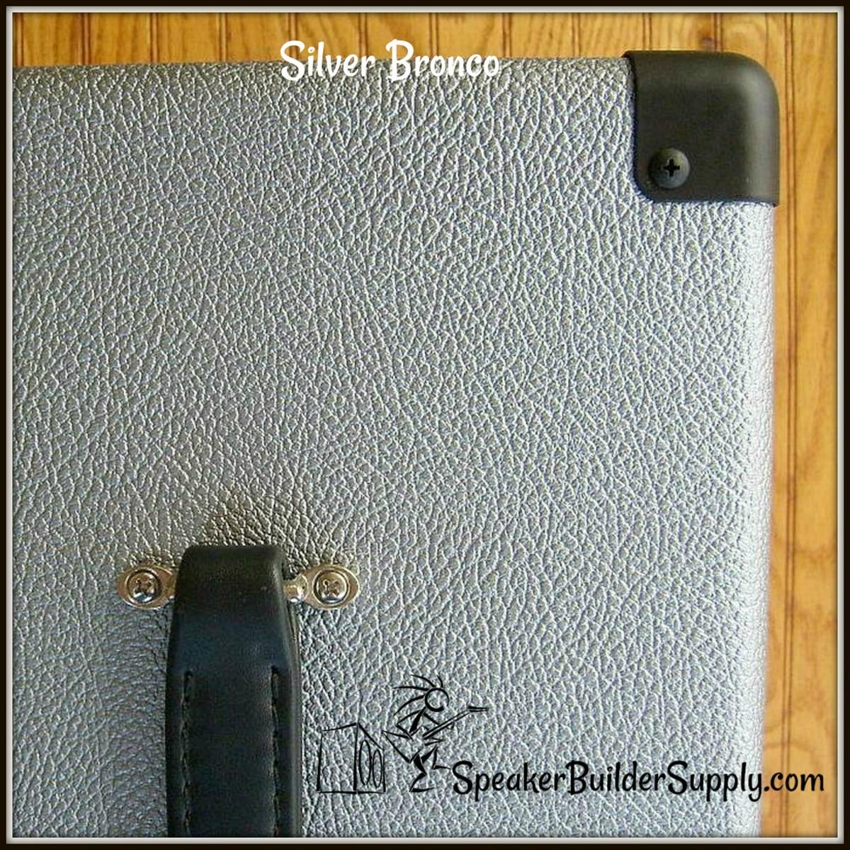 Silver Bronco tolex