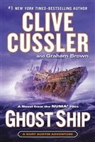 Ghost Ship by Clive Cussler & Graham Brown