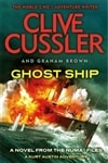 Cussler, Clive & Brown, Graham - Ghost Ship (Double-Signed, 1st, UK)
