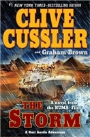 The Storm by Clive Cussler & Graham Brown