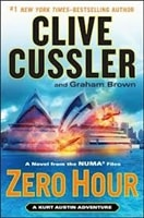 Zero Hour by Clive Cussler & Graham Brown