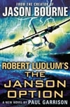 Garrison, Paul - Robert Ludlum's The Janson Option (Signed, 1st)
