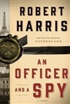 Harris, Robert - Officer and a Spy, An (Signed, 1st)