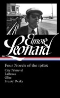 Four Novels of the 1980's by Elmore Leonard