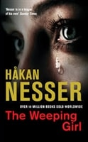 The Weeping Girl by Hakan Nesser