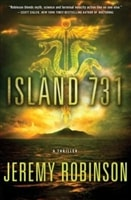 Island 731 by Jeremy Robinson