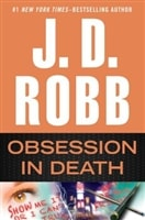 Obsession in Death by Nora Roberts