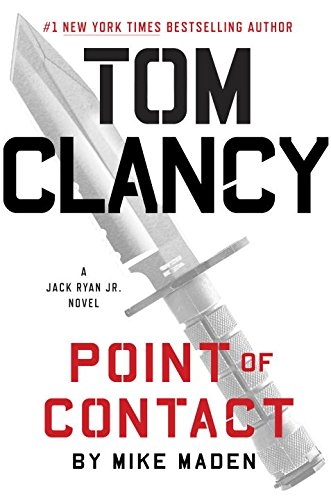 Point of Contact by Mike Maden (as Tom Clancy)
