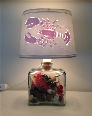 Small Sea Shell Accent Light