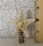 Starfish Lamp Finial