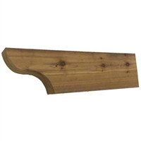 Cedar Rafter Tail, Style - RT01