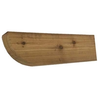 Cedar Rafter Tail, Style - RT02