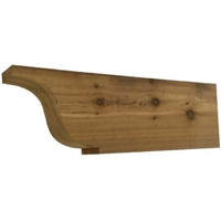 Cedar Rafter Tail, Style - RT05