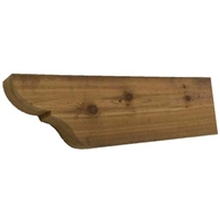 Cedar Rafter Tail, Style - RT09
