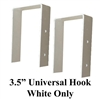 "3.5"" Window Box Fence Rail Hook"