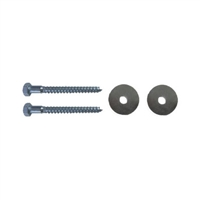 Window Box Mini Hardware and Bolts Kit for Siding, Wood, Stucco