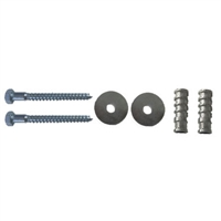 Window Box Mini Hardware and Bolts Kit for Brick and Rock