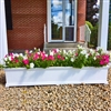 "72"" Long Porch Planters 