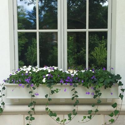 6 Foot Traditional Window Box Flower