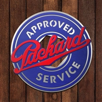 Packard Approved Service 3D