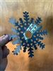 8 Inch Snowflake Spikes