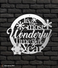Most Wonderful Time of the Year Metal Sign