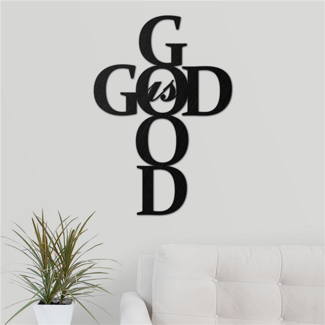 God is Good Cross