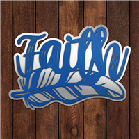 Faith Feather 3D