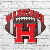 Harrison Warriors Football