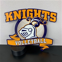 Castle Knights Volleyball