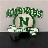 North Huskies Volleyball