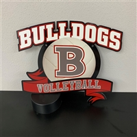 Bosse Bulldogs Volleyball