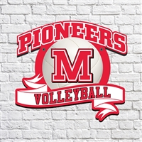 McGary Pioneers Volleyball